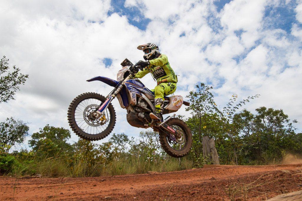 O Rally Poeira é válido para motos, quadriciclos e UTVs. | Foto: Doni Castilho/DFotos
