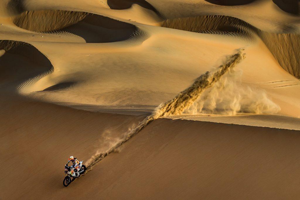 Laia no Rally Dakar 2016.|Foto: Divulgação