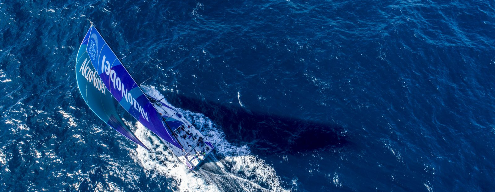 16º dia à bordo do time Akzo Nobel.   Foto: James Blake/Volvo Ocean Race