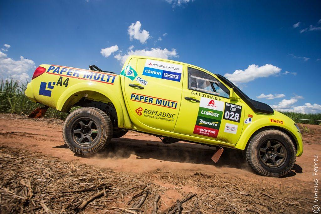 Pilotos de diversos Estados seguem rumo ao interior paulista para o Rally Cuesta. | Foto: Divulgação