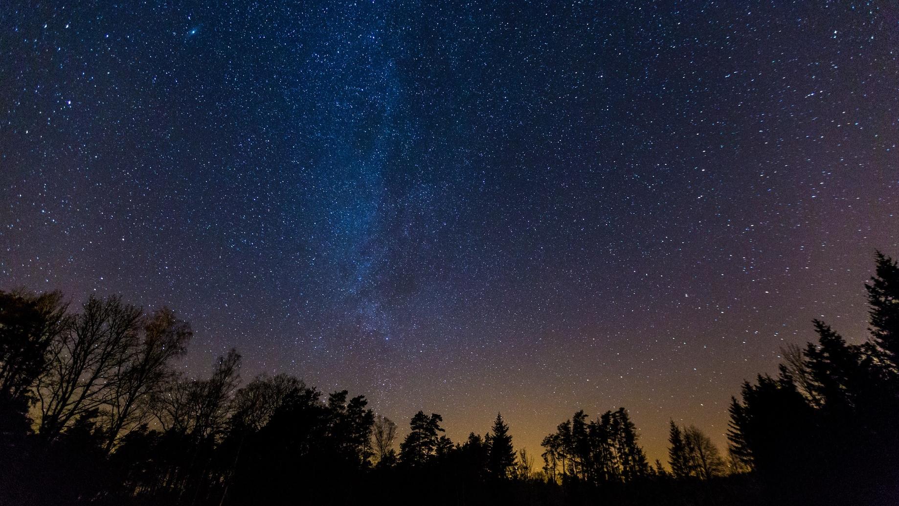 É cada vez mais difícil ver as estrelas com as luzes da cidade grande. Conheça alguns desses refúgios! Foto: Milosz/Fotolia