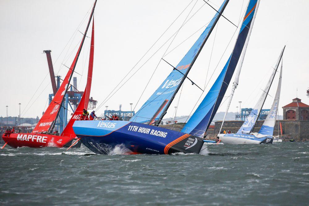 Foto: Jesus Renedo/Volvo Ocean Race