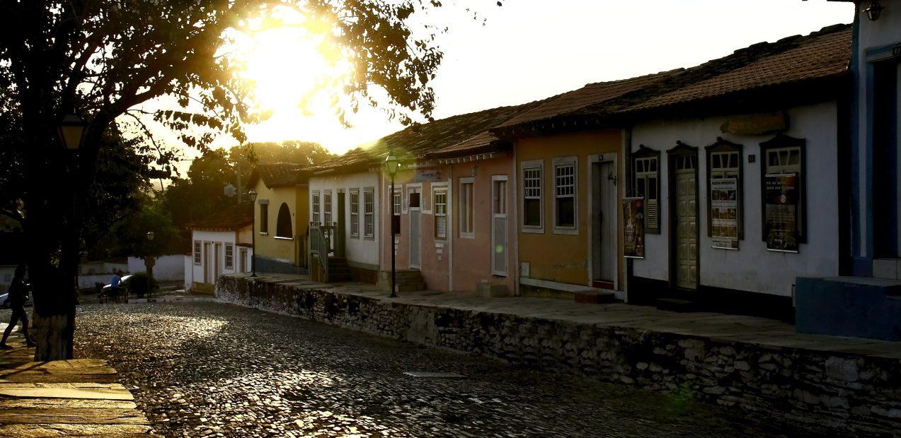 Centro turístico da cidade Foto: Eduardo Andreassi/Divulgação