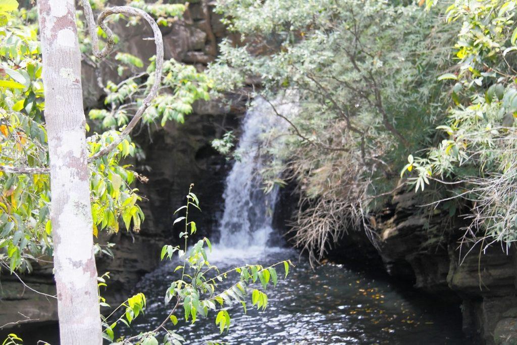 Cachoeira do Canyon Foto: Eduardo Andreassi/Divulgação