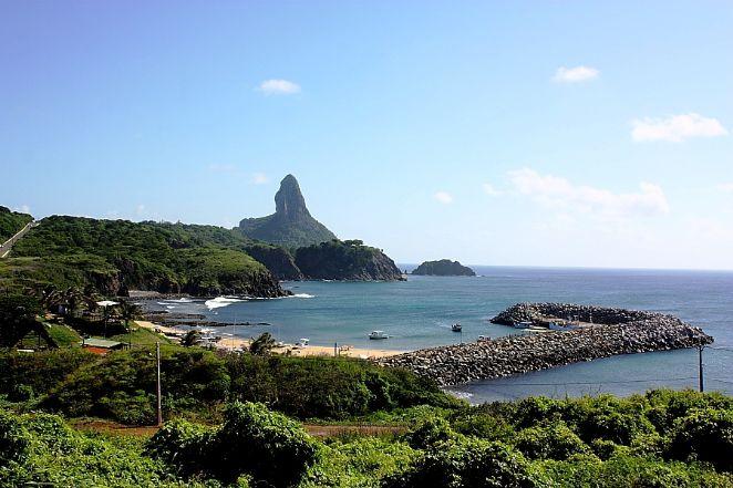 Baía de Santo Antônio Foto: Eduardo Andreassi