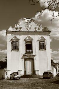 Museu de Arte Sacra da Boa Morte. Foto: arquivo pessoal.