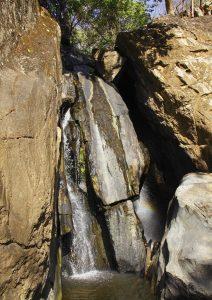 Cachoeira das Andorinhas. Foto: arquivo pessoal