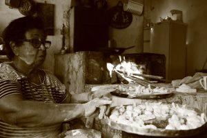 Gastronomia - doceiras são atração à parte. Foto: arquivo pessoal.