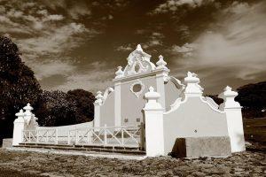Chafariz construído em 1778. Foto: arquivo pessoal.