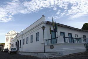 Palácio Conde dos Arcos. Foto: arquivo pessoal.