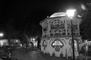 Praça do Coreto. Foto: arquivo pessoal.