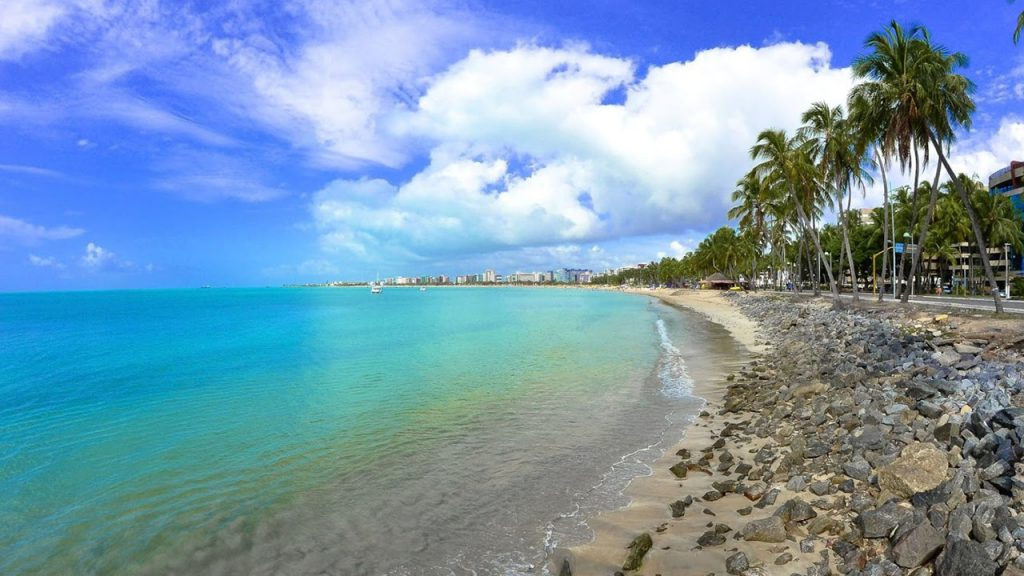 Praias de Alagoas estão próprias para banho