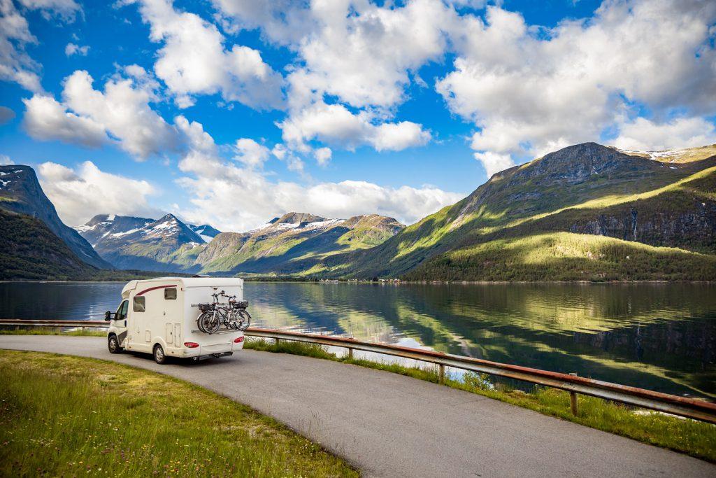 Viajar de motorhome: veja tudo o que você precisa saber