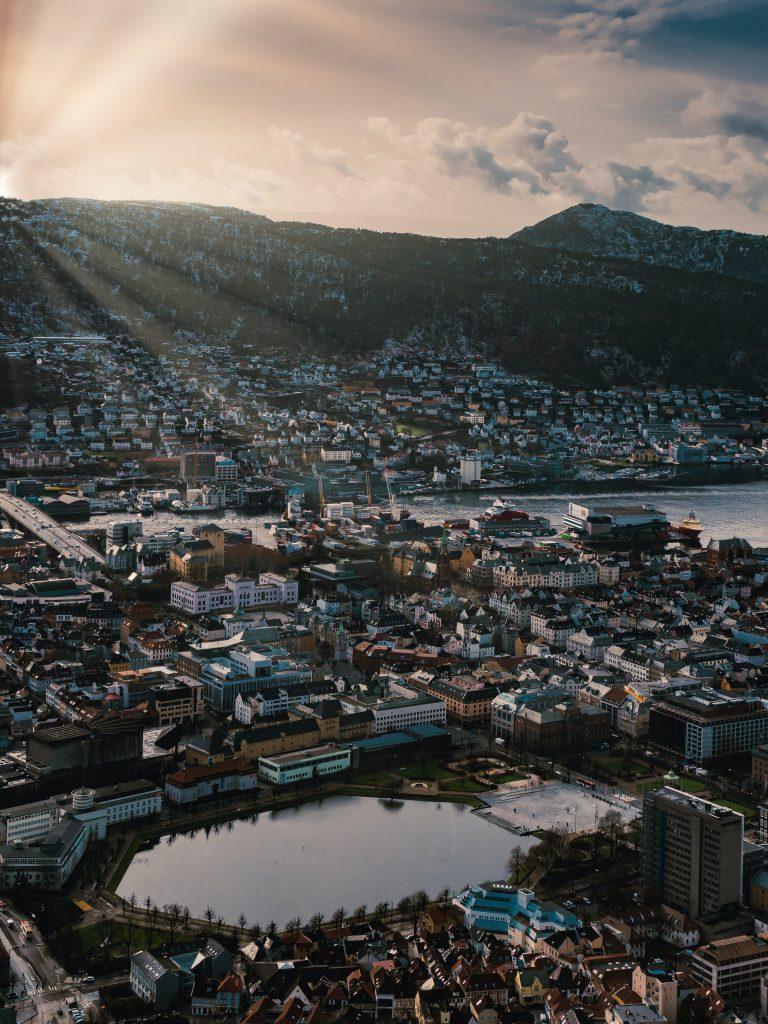luxo na Noruega