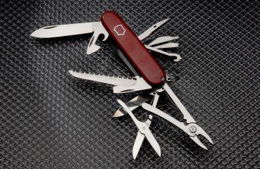 Você conhece todas as funções de um canivete?