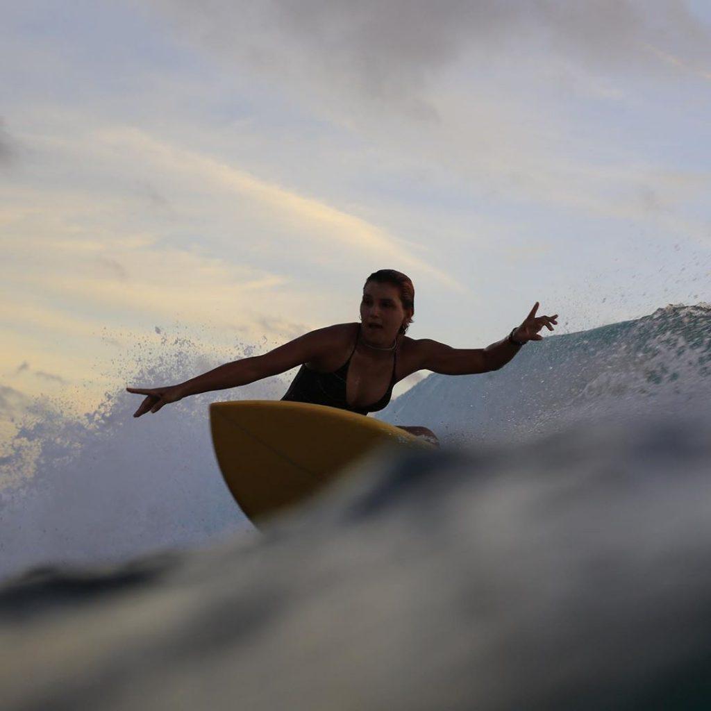 Mata Gabeira estabelece novo recorde mundial e vence cbdMD XXL Biggest Wave Award